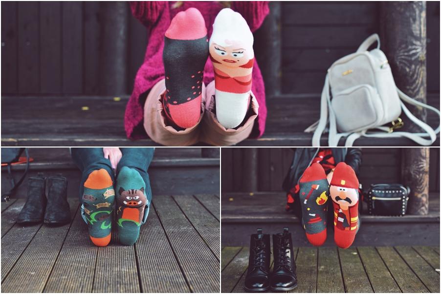 kolorowo, moda, Nanushki, poradnik, propozycje, skarpety, stylizacje, jesień, ubieramsiewpolskie, polskiemarki
