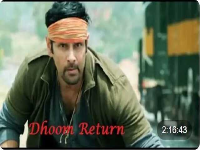 Dhoom Return South indian