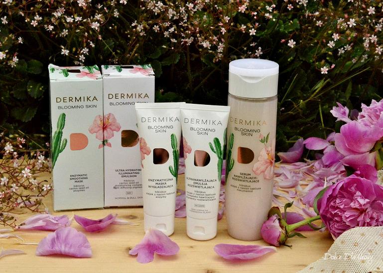 Letnie nowości - Pielęgnacja twarzy - Dermika Blooming Skin