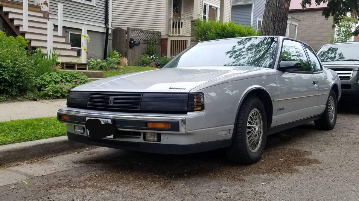 Daily Turismo: Seller Submission: 1988 Oldsmobile Toronado