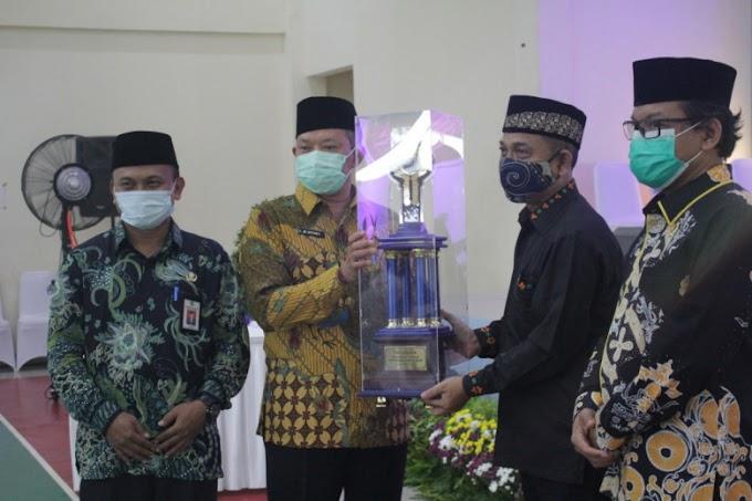 Kecamatan Beji Juara Umum MTQ Kota Depok Tahun 2020