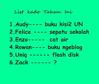 Tips Memilih Kado