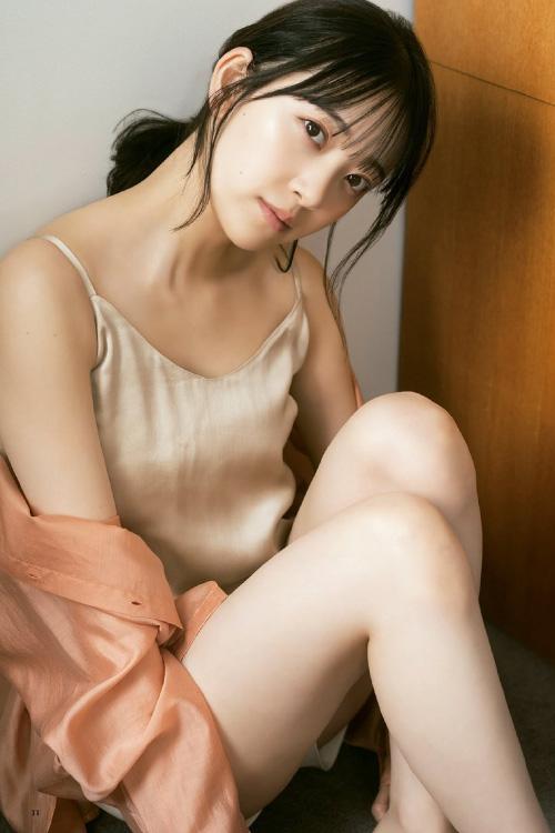 Miona Hori 堀未央奈, BUBKA 2021.04 (ブブカ 2021年4月号)
