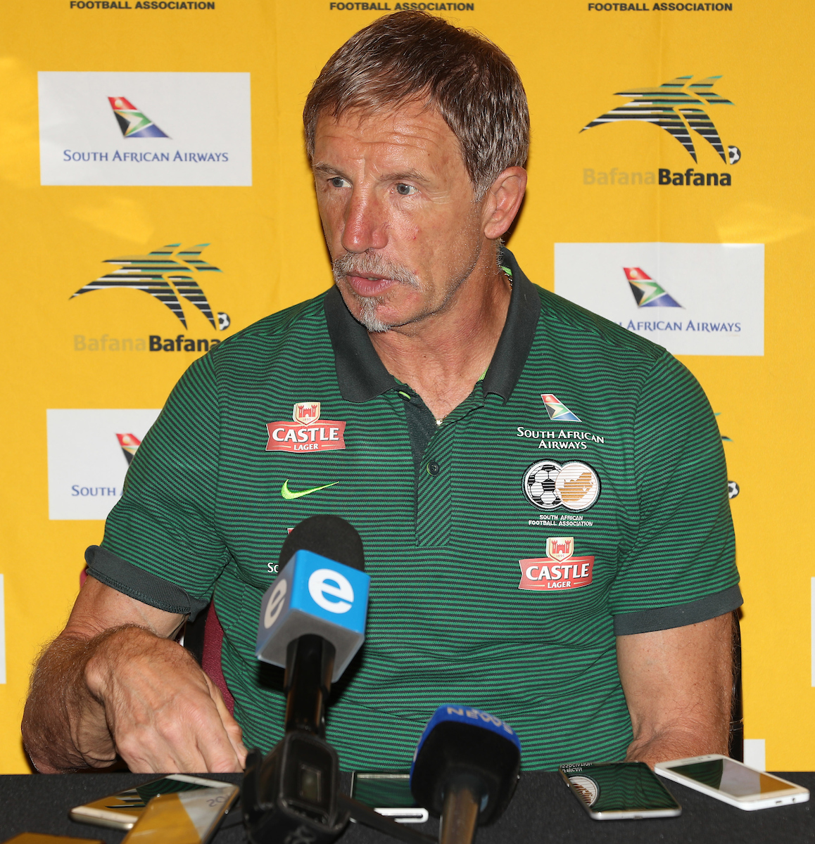 Stuart Baxter would welcome a return to the Premier Soccer League