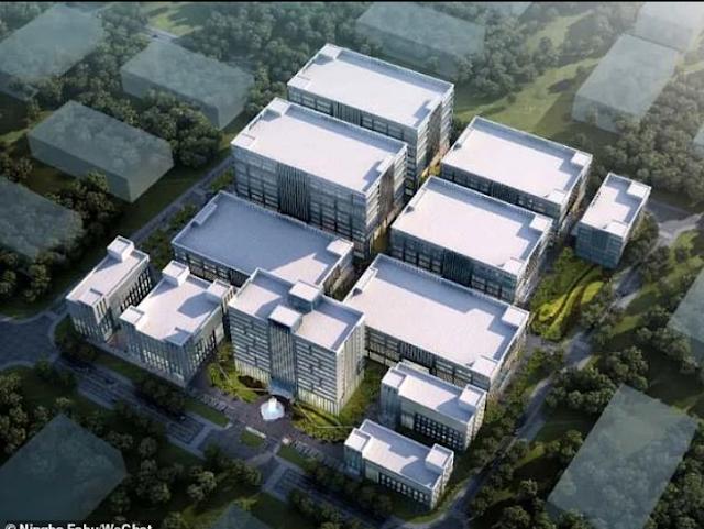 20200715 090431 - China commences development on enormous £62million coronavirus vaccine manufacturing unit