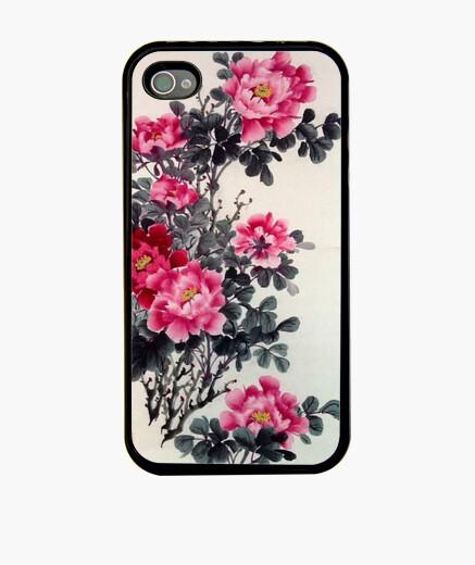 Exclusivo, exclusivos, flores, flor, carcasa, carcasas