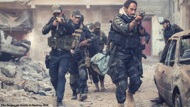 Netflix ne kharidi War-Drama film 'Mosul', Russo Brothers ne kiya hai produce