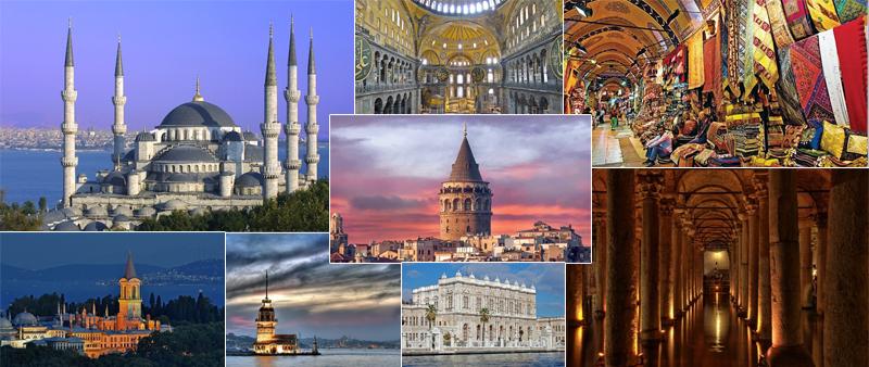 Qué visitar en Estambul, viajes y turismo