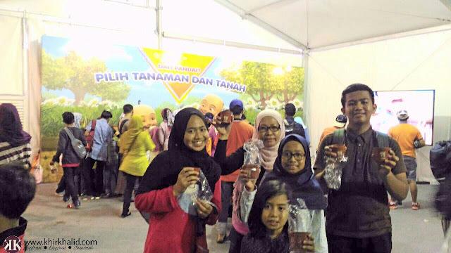 MAHA 2016, Pameran antarabangsa pertanian, hortikultur dan agro pelancongan Malaysia,