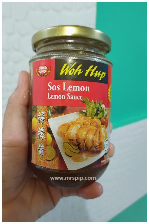 Resipi Masak Ayam Lemon Senang Dan Sedap