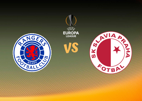 Glasgow Rangers vs Slavia Praha  Resumen