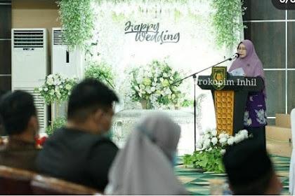 Tak Miliki Buku Nikah, 18 Pasutri di Inhil Ikuti Sidang Itsbat Pernikahan