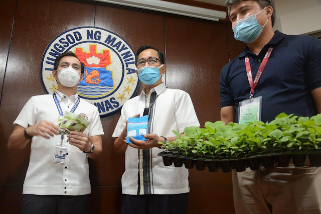DA partners with Manila City for urban agriculture
