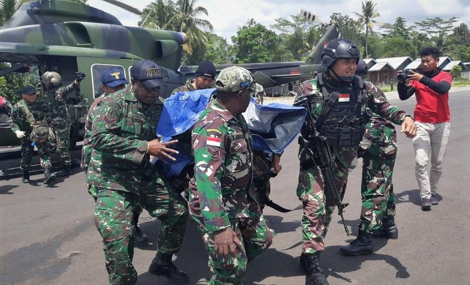 Ilustrasi TNI/Gambar : Istimewa