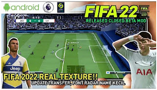 Download eFootball PES 2022 Special FIFA 22 New Update Transfer And Team Promotion & Add Level Extreme