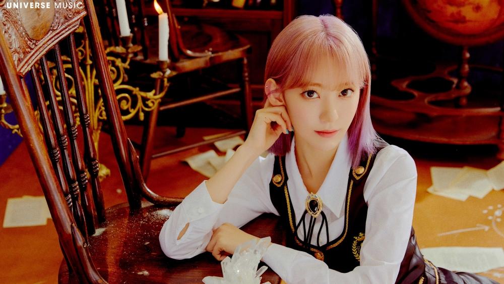 IZ*ONE's Sakura Reportedly Joins Big Hit Entertainment!
