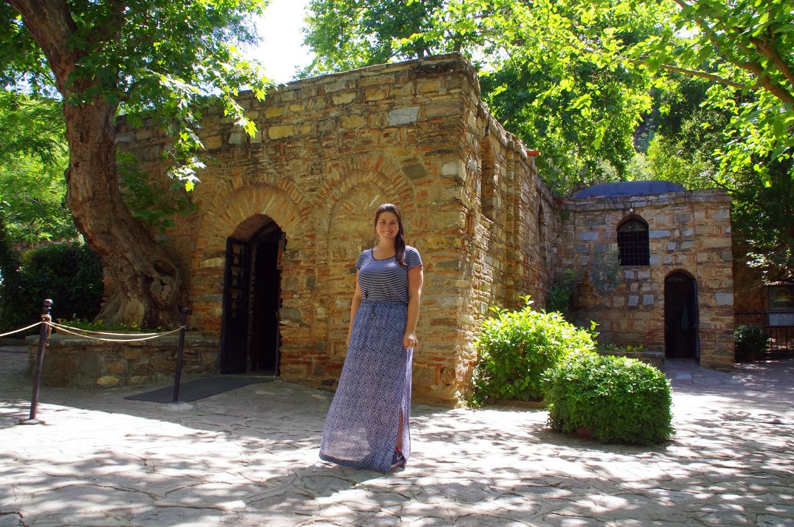Virgin Mary's House Turkey