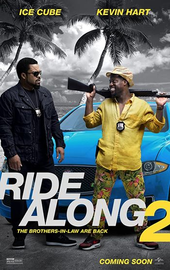 Ride Along 2 (2016) BluRay Dual Audio [Hindi DD5.1 & English] 1080p 720p 480p x264 HD   Full Movie