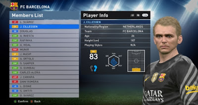 Option File PES 2016 untuk PTE 6.0 update 26-08-2016