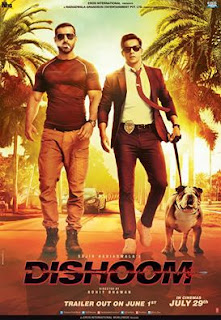 فيلم Dishoom 2016 مترجم