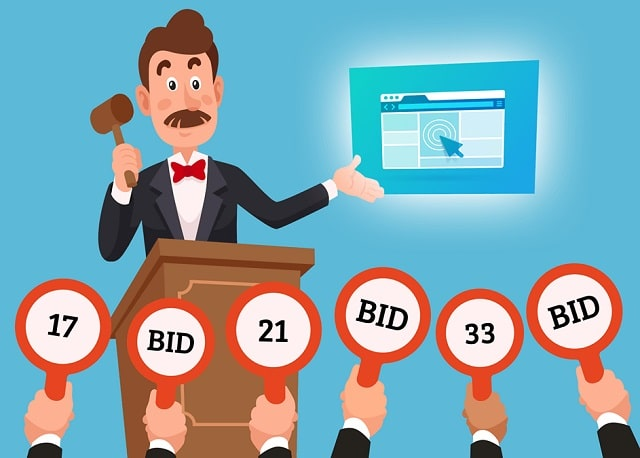 header bidding for publishers ad bids