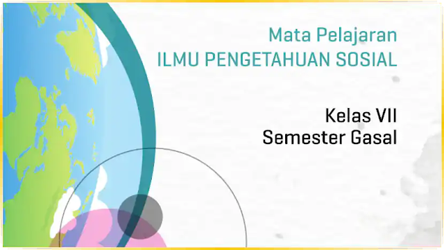 Modul PJJ Bahasa IPS SMP Kelas VII Semester Ganjil