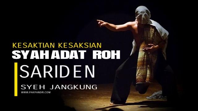 Kesaktian Sariden Syeh jangkung Murid Sonan Kudus Sonan Kalijaga Wali Songo Di Pati Kayen Jawa Tengah