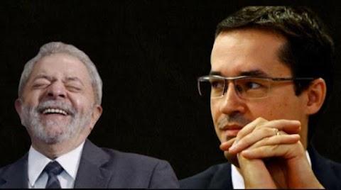 Que revés! Enquanto lavajista Dellagnol será julgado, Lula será solto
