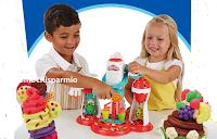 Logo ''Leggi e vai - speciale pasta da modellare'': vinci gratis 30 Fabbrica dei Gelati Play Doh