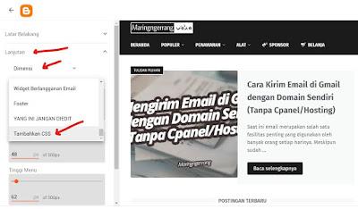 Menyembunyikan Label Tertentu di Homepage Blogger