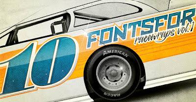 Font Keren Untuk Baju Racing