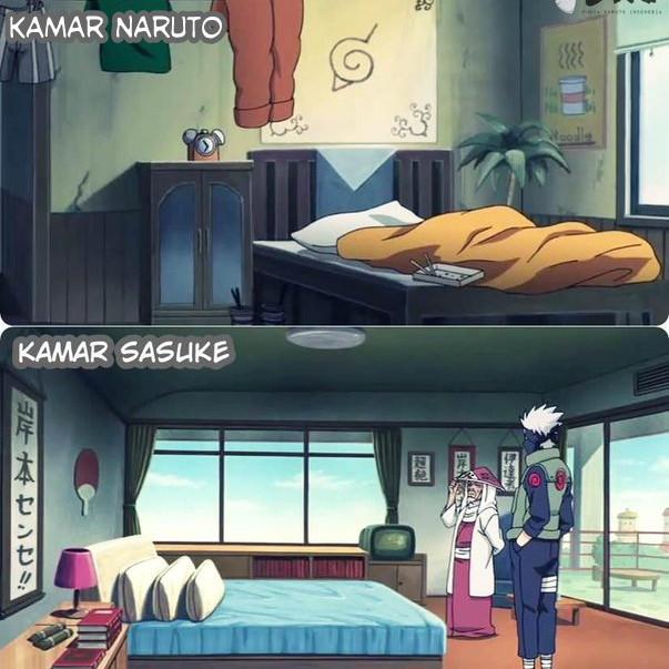 Kamar Sasuke