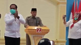 Terendus Kekuatan Besar yang Membekingi Pembubaran Deklarasi KAMI di Surabaya