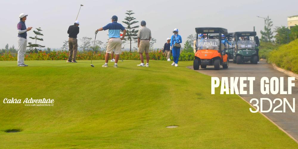 paket wisata golf bogor