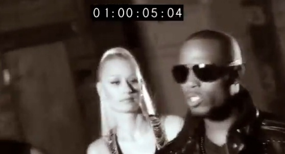 BoB, Trae Tha Truth, Azaléia Iggy e T.I tambem Rimaram do Cypher do BET Hip Hop Awards 2012