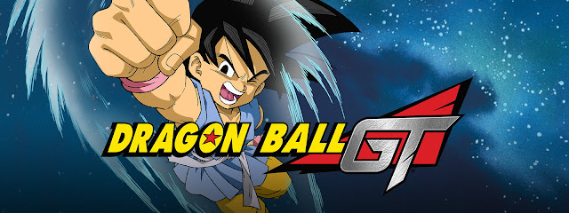 Dragon Ball GT Toriyama