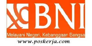 Lowongan Kerja Terbaru BNI September 2017