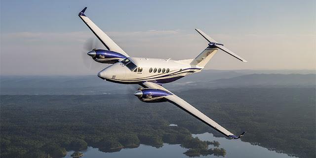 Beechcraft King Air 260 recebe certificação da FAA   É MAIS QUE VOAR