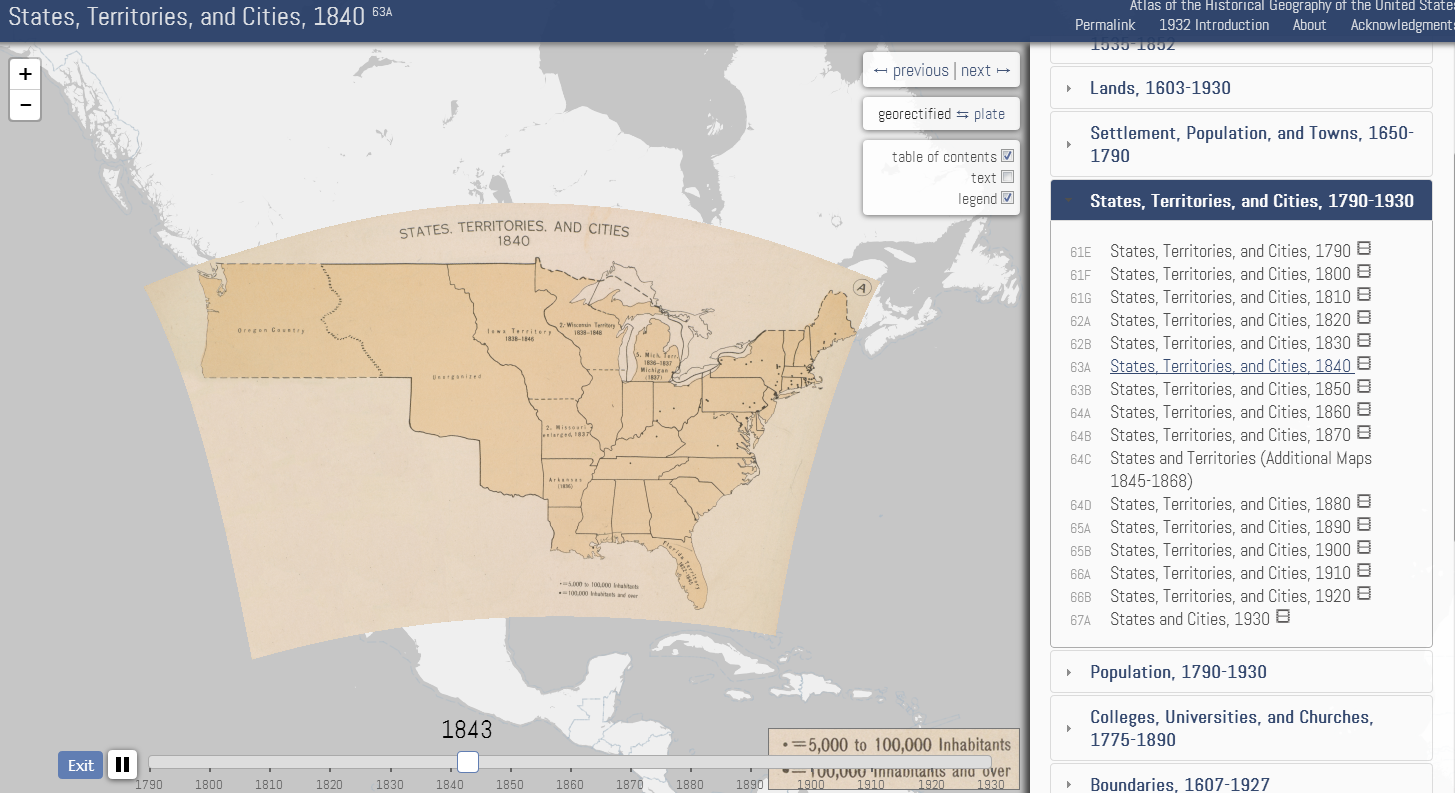 Free Technology for Teachers: Two Good Sets of Animated Maps for ...