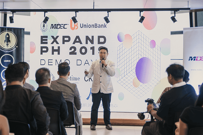 Launchgarage team up with MDEC and UnionBank to EXPAND Philippines Program