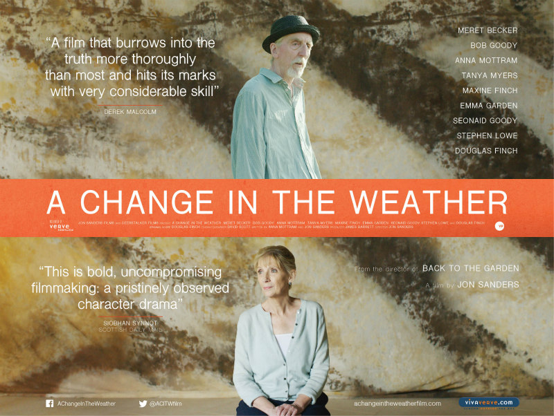 a change in the weather poster