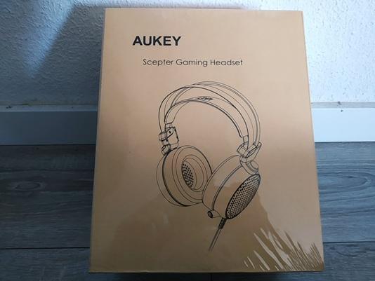 Aukey GH-S4: Caja