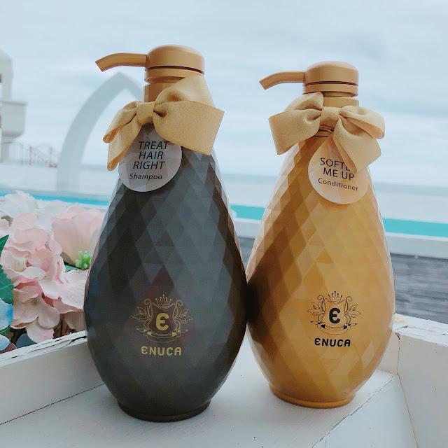 ENUCA 控油洗髮乳 護髮乳
