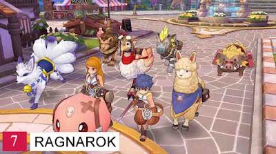 Ragnarok game paling populer dan hits