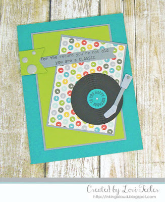 You Are a Classic card-designed by Lori Tecler/Inking Aloud-stamps and dies from SugarPea Designs