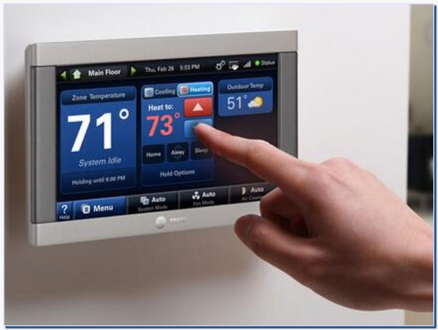 Trane wifi thermostat Cost