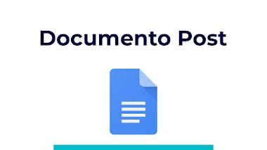 Documento de post ¿Qué es y cómo funciona?