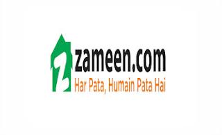 Zameen Pakistan Jobs July 2021