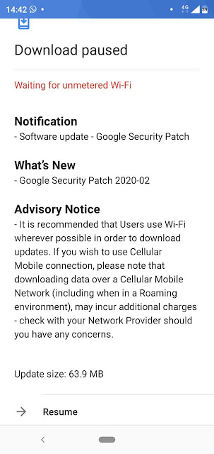 Nokia 5.1 Plus receiving February 2020 Android Security Patch