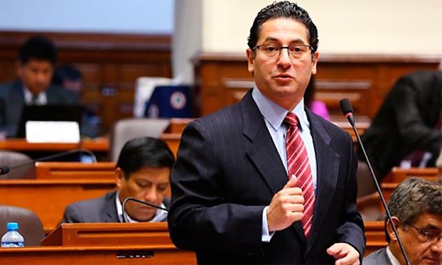 Salvador Heresi, anuncio que el poder Ejecutivo planteará un referéndum para buscar una reforma en el sistema político y judicial de manera integral
